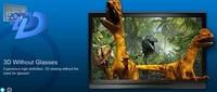 Stream TV muestra sus televisores 3D  sin gafas