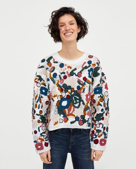 Zara Jersey Rebajas 05