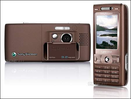 Sony Ericsson K800i original color