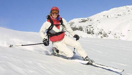 Telemark: técnica de esquí con más libertad y posibilidades