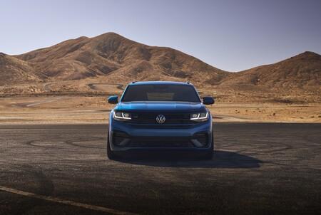 Volkswagen Atlas Cross Sport Gt Concept 2021 031