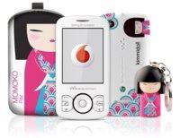 Vodafone y Sony Ericsson Spiro Kimmidoll, diseño a la japonesa en edición limitada