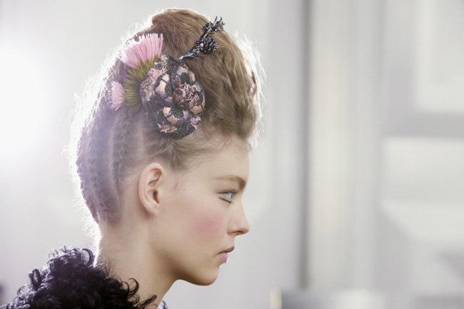 Peinado Maria Antonieta