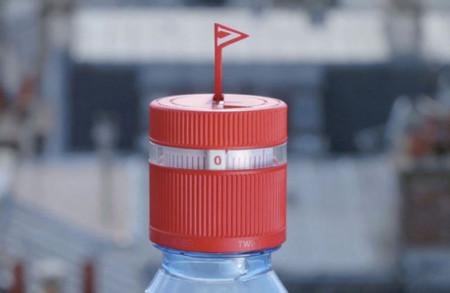 No te olvides de beber agua con este interesante accesorio