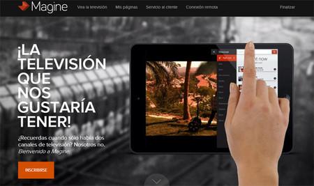 Magine: la nueva plataforma de televisión online, a prueba