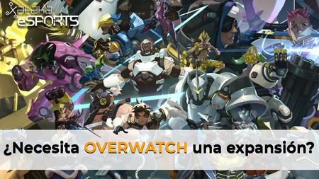 El futuro de Overwatch no está en una expansión