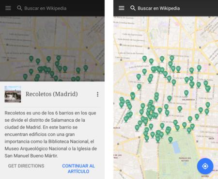 Mapas interactivos en Wikipedia