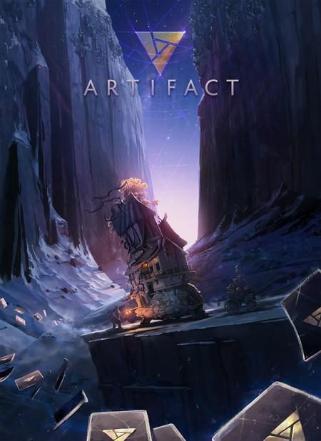 Artifact: se desvelan las primeras imágenes con nuevos héroes de Dota 2 y un torneo de 1 millón de dólares