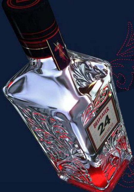 Arts & Craft, así es el diseño floral que inspira a las botellas de Beefeater