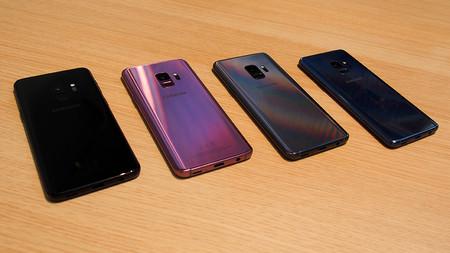 Samsung Galaxy S9 S9 Plus Mwc 2018 Oficial