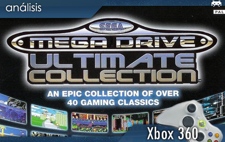 'SEGA Mega Drive Ultimate Collection'. Análisis