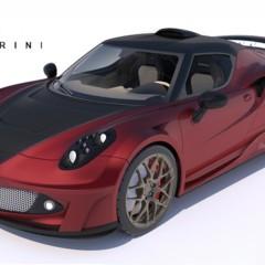 Foto 1 de 10 de la galería lazzarini-design-alfa-romeo-4c en Motorpasión