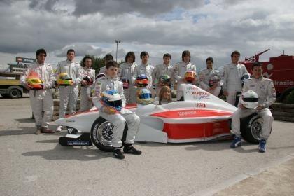 Comienza el Master Junior Formula