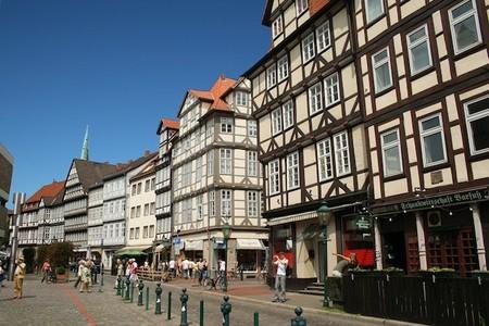 La Roten Faden de Hannover, o cómo olvidarte de los mapas para recorrer la ciudad y no perderte nada