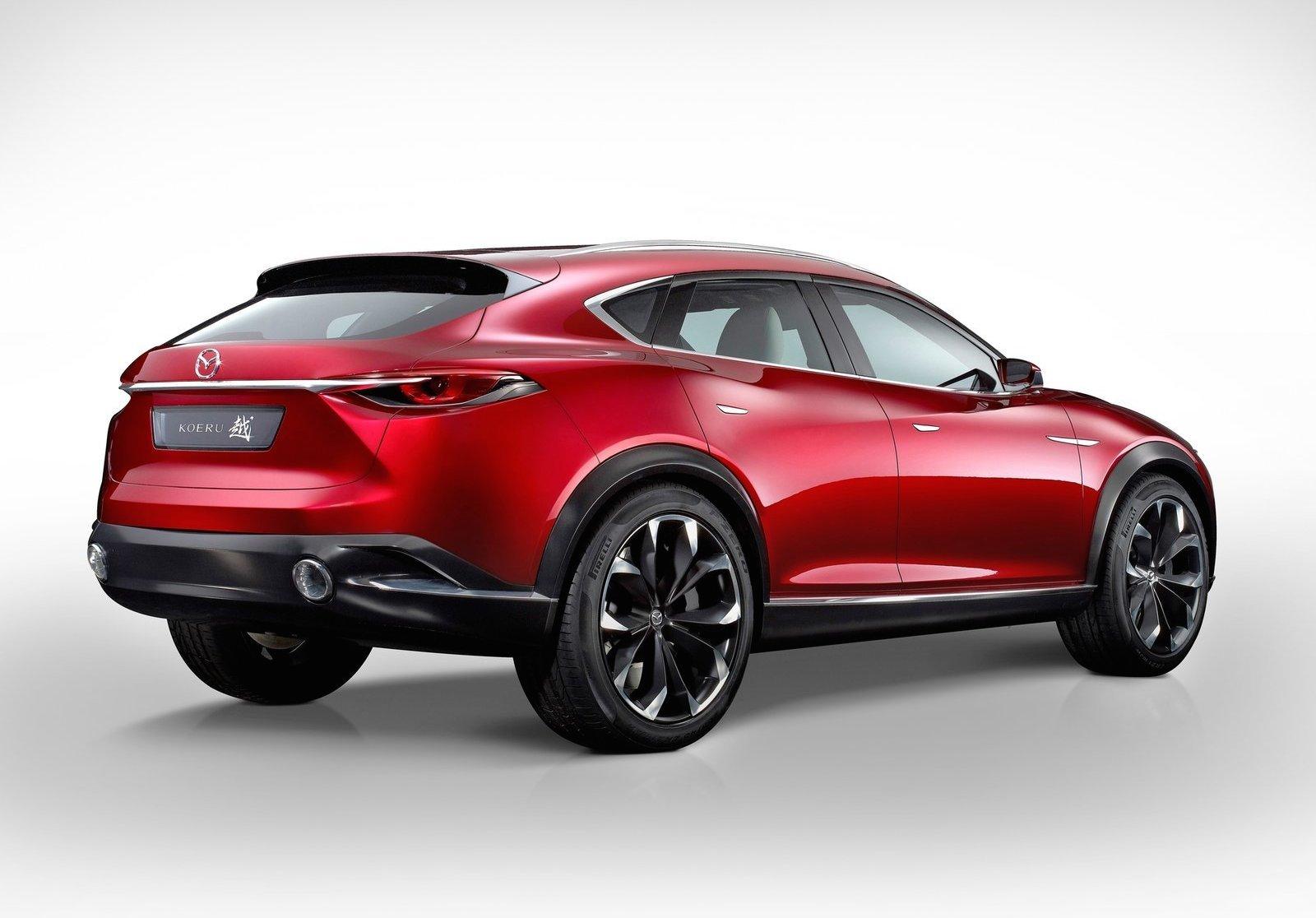 Foto de Mazda Koeru Concept (4/11)
