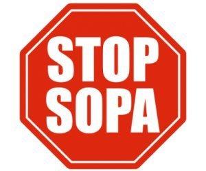 Stop al proyecto SOPA