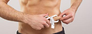 Cinco formas distintas de medir la grasa corporal con un lipocalibre