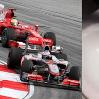 Es viernes por la tarde y es agosto, así que vamos a escuchar un grifo que suena a Fórmula 1