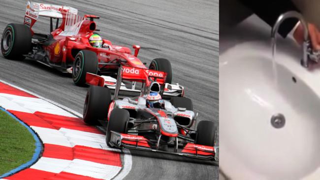 Grifo Sonido Motor Formula 1