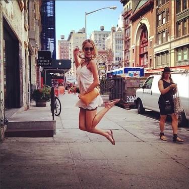 Si fuera por Vanesa Lorenzo, Puyol se nos quedaba en Nueva York