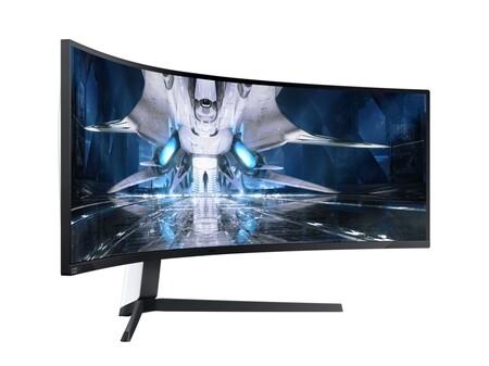 Odyssey Neo G9: Samsung renueva su enorme monitor curvo QLED de 49 pulgadas con tecnología Mini LED y puertos HDMI 2.1