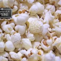 Comer en el cine: ¿a favor o en contra? La pregunta de la semana