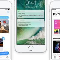iOS 10: mejores notificaciones, Siri más completo y todas las novedades que llegarán al iPhone