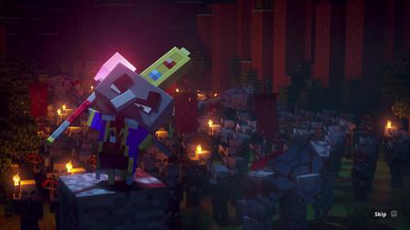 Guía Minecraft: Dungeons: cómo derrotar al Archimaldeano y al Corazón de Ender