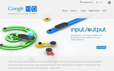 Se anuncia la fecha de registro del Google IO 2012, atentos al 27 de marzo