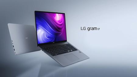 Ahorra más de 200 euros en este potente, ultraligero y enorme ultrabook: LG Gram por 1.399 euros en El Corte Inglés