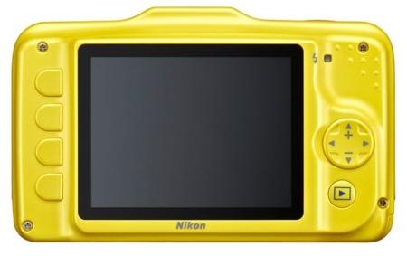Nikon Coolpix S31 pantalla