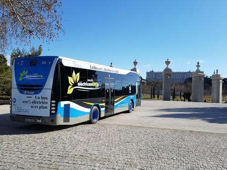 Autobus Emt Electrico 03