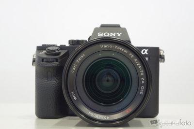 Sony podría utilizar la estabilización de su A7 II para generar fotografías de 96 Mpx