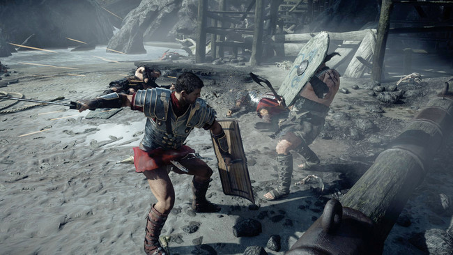 Crytek Ryse Son Of Rome Dover Screenshot 01