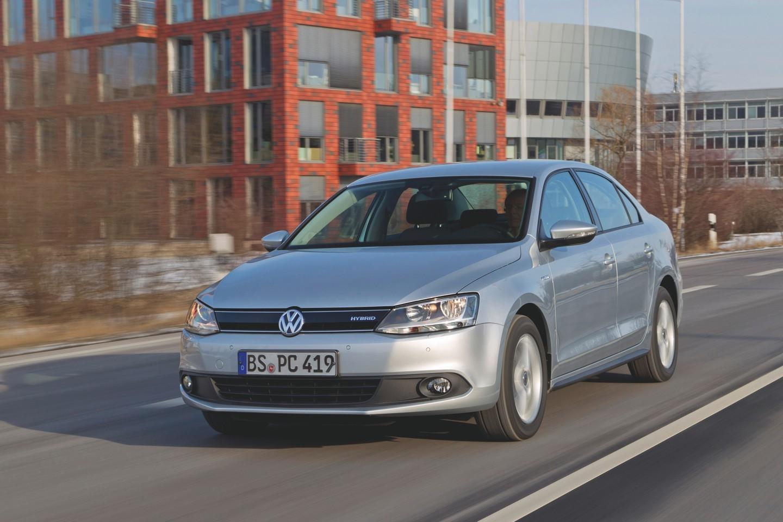 Foto de Volkswagen Jetta Hybrid (europeo) (1/9)