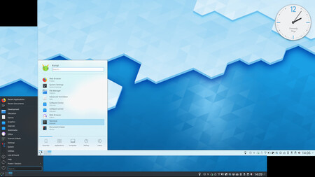 Linux Kde Plasma 1