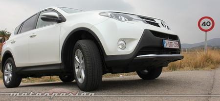 Toyota RAV4, presentación y prueba en Barcelona (parte 2)