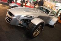 Presentación del Donkervoort D8 GT en Ginebra