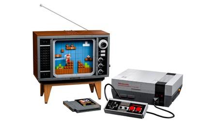La NES formada por piezas de LEGO con su propio juego de Mario ya es oficial. Saldrá a la venta en agosto por 230 euros