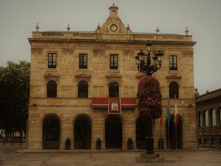 Gijon Town Hall