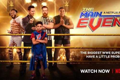 'Mi primer gran combate': una bienintencionada carta de amor al wrestling de Netflix destinada al público infantil