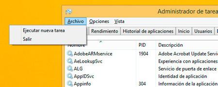 Cómo utilizar el administrador de tareas de Windows 10 Paso