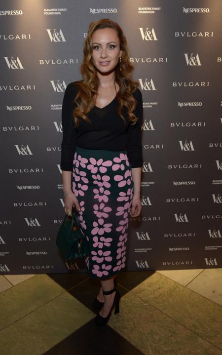 Camilla Al Fayed The Glamour of Italian Fashion