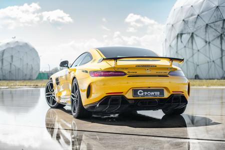G-Power exprime el motor V8 biturbo del Mercedes-AMG GT R hasta los 800 CV