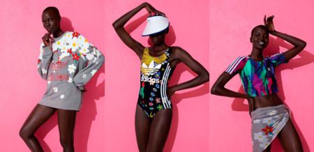 Adidas Originals Pink Beach Pharrell Mujer 1
