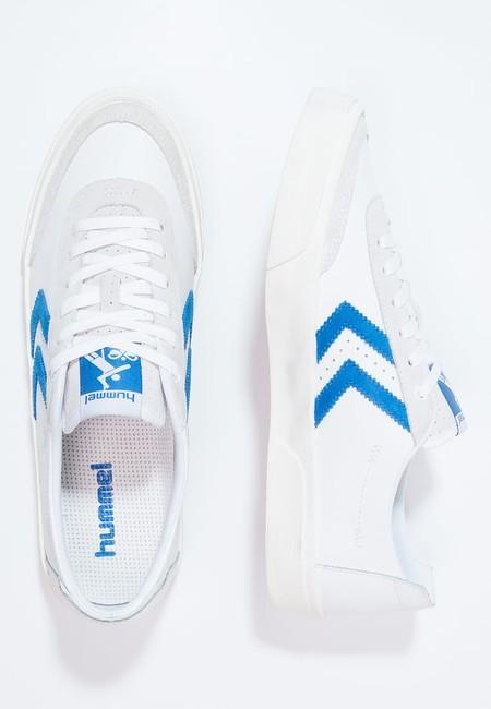ee962ba8ae2 Rebajadas un 50% las zapatillas Hummel en Zalando, su precio ahora es de  39,95 euros y los gastos de envío gratis