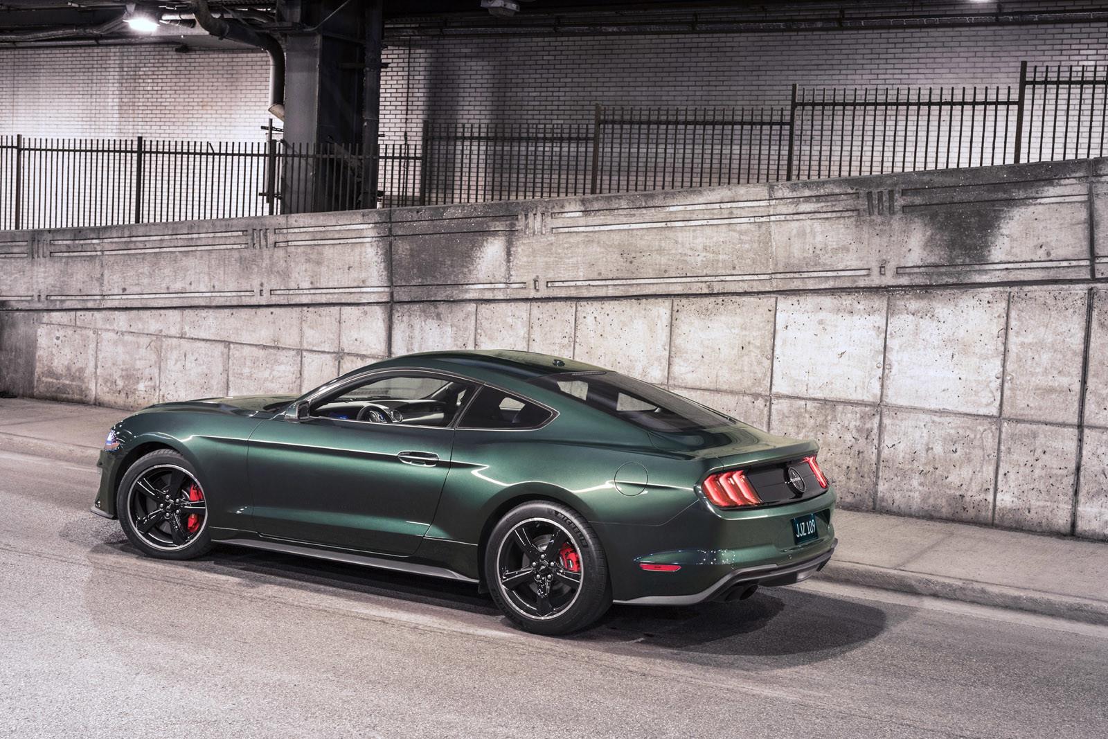 Foto de Ford Mustang Bullitt (prueba) (45/45)