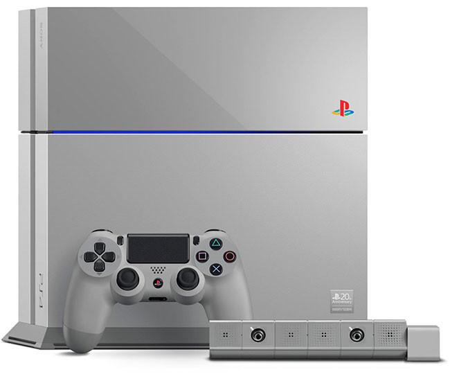 Una PS4 para rememorar los viejos tiempos, la imagen de la semana