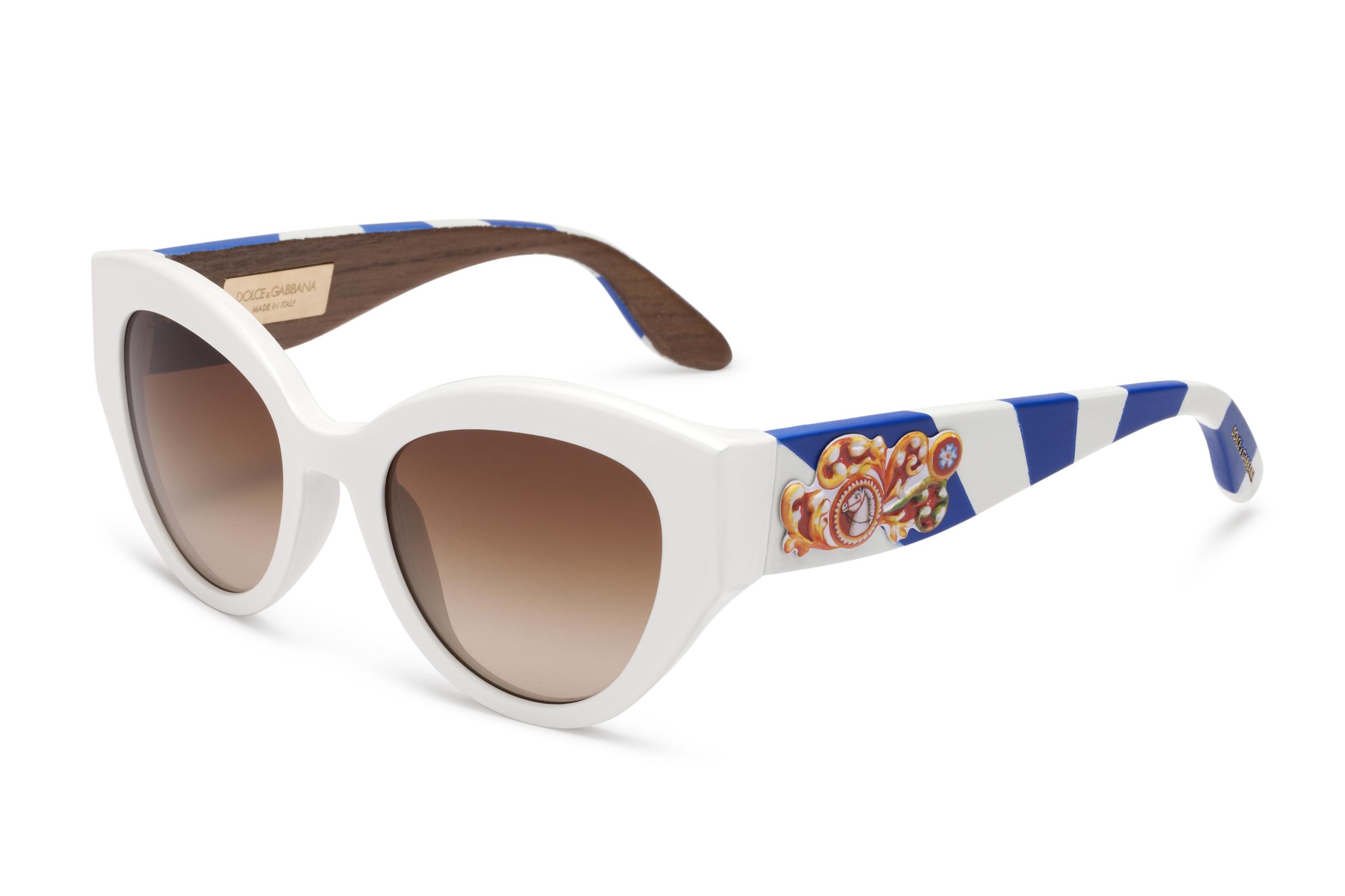 Foto de Gafas de sol Dolce Gabbana Sicilian Carretto (7/12)