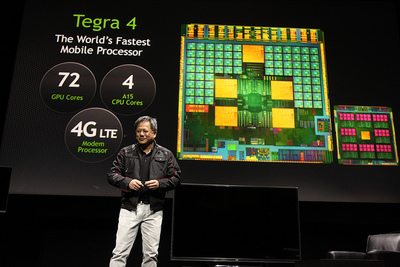 Nvidia Tegra 4 el nuevo corazón de tablets con Windows RT